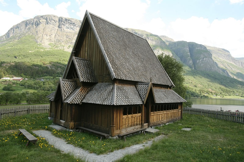 Øye Stave Church.